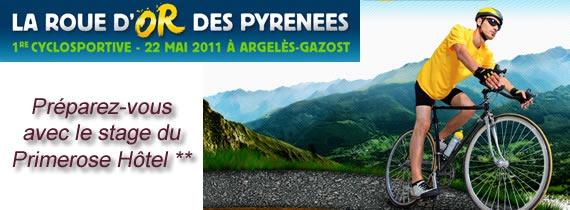 La roue des Pyrénées