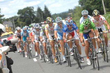 Tour Cycliste de Pyrénées - Mai 2011