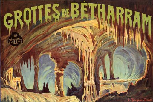 Tourisme-Grottes-Bétharram