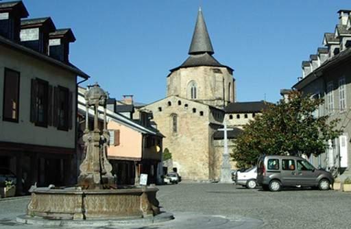 Tourisme-Saint-Savin