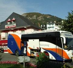 Hotel Argelès Gazost - Spécial Autocaristes