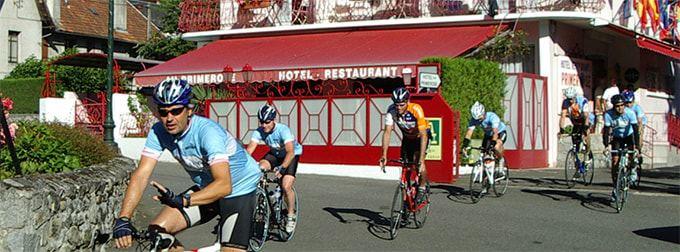 Cyclotourisme dans les Pyrénées