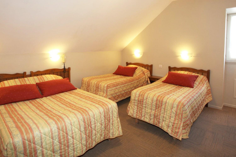 Chambre Familiale dans les Pyrénées