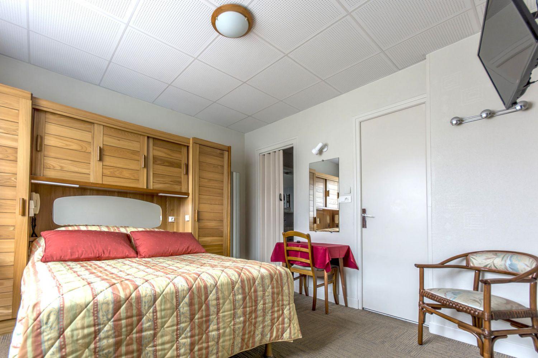 Chambre dans les Pyrénées