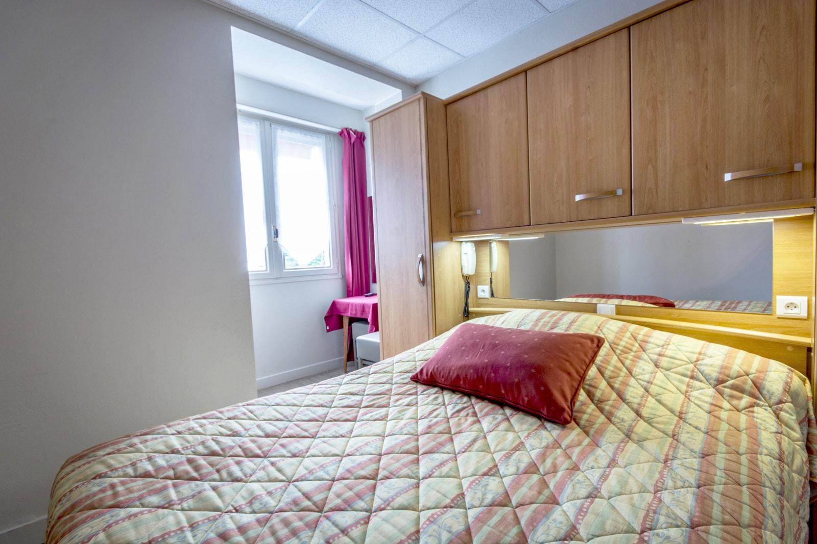 Chambre Single - Twin dans les Pyrénées